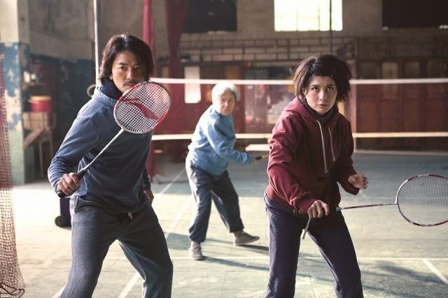 「少林サッカー」生んだ香港発のスポーツコメディ「全力スマッシュ」予告完成