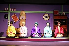 乃木坂46がトリプルキャストの舞台「じょしらく」「超能力研究部の3人」