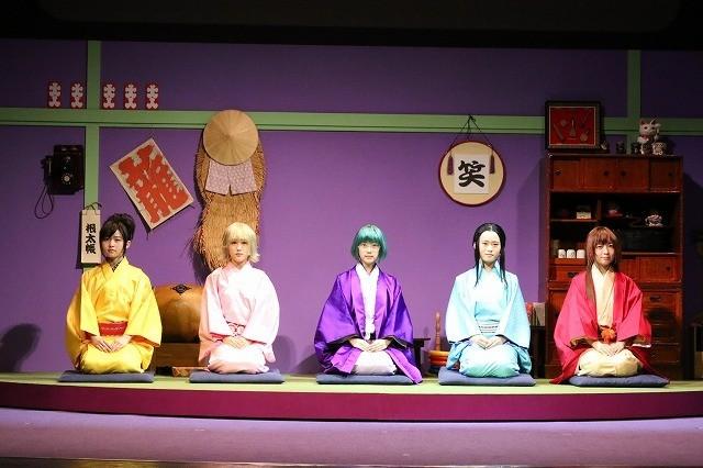 乃木坂46の未DVD化作品「じょしらく」「超能力研究部の3 人」がHuluで配信決定!