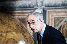 「ローマに消えた男」の一場面「ローマに消えた男」