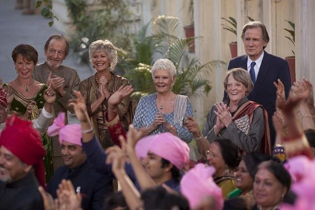 英国シニアのインド生活を描いたヒット作続編「マリーゴールド・ホテル 幸せへの第二章」3月公開