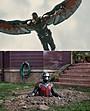 1.5センチの最小ヒーロー「アントマン」がアベンジャーズのあの人とバトル!