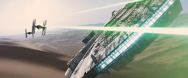 「スター・ウォーズ フォースの覚醒」全米で1カ月間IMAX上映!