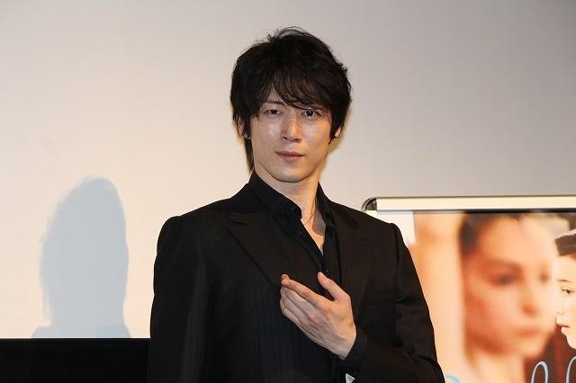 宮尾俊太郎、男子バレエダンサーへ熱くエール「頑張っていれば、きっと ...