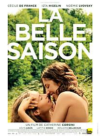 フランスで公開中の新作映画「La belle saison」「アデル、ブルーは熱い色」