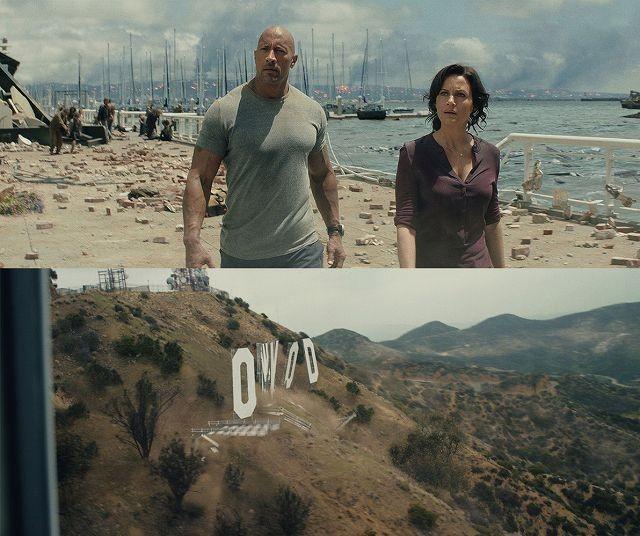 """""""地球が割れる""""初公開映像も!「カリフォルニア・ダウン」TVスポット公開"""