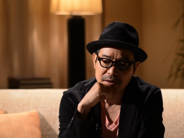 「ピース オブ ケイク」公開控える田口トモロヲ監督、映画は「前向きな現実逃避」