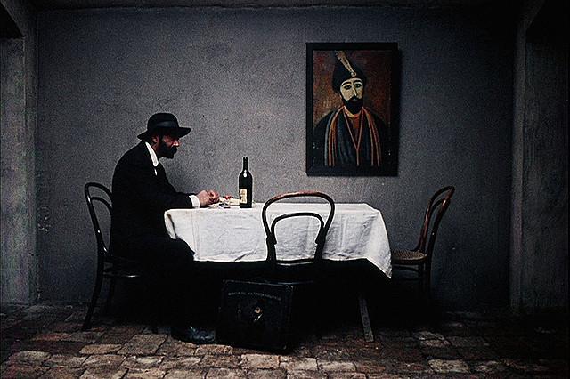 「放浪の画家ピロスマニ」の一場面