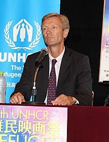 難民問題の危機的な状況を訴えた マイケル・リンデンバウアーUNHCR駐日代表「グッド・ライ いちばん優しい嘘」