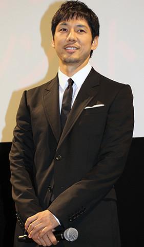 """西島秀俊、「劇場版MOZU」で""""師匠""""ビートたけしと念願の初共演「感動しました」 - 画像5"""