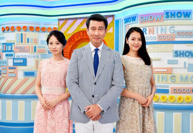 中井貴一がキャスター&長澤まさみが女子アナに初挑戦!君塚良一監督最新作はオリジナルコメディ
