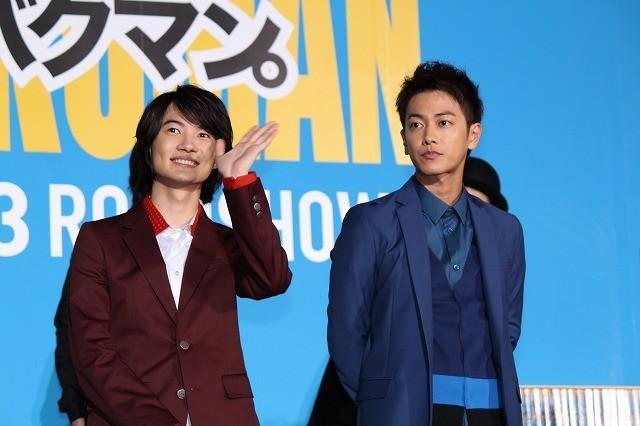 佐藤健、映画「バクマン。」での高校生役に苦笑い「必死に想像力を働かせた」