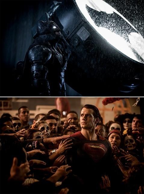 2大ヒーローが対決「バットマン vs スーパーマン」3月25日に日米同時公開決定!