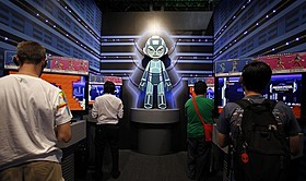 シリーズ最新作「MEGA MAN UNIVERSE」キャラクター「バイオハザード」