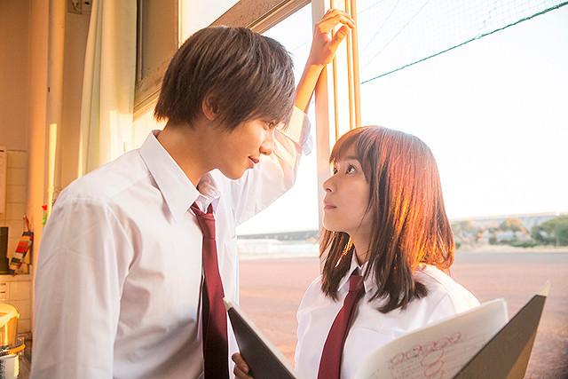 片思い女子のラブストーリー「先輩と彼女」予告編完成 主題歌はaikoの新曲「合図」に