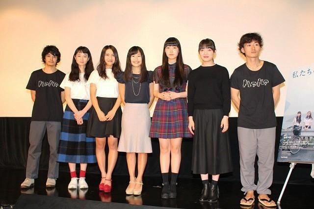 池松壮亮「私たちのハァハァ」主演女優を絶賛「いろんなことを思い出させてもらった」