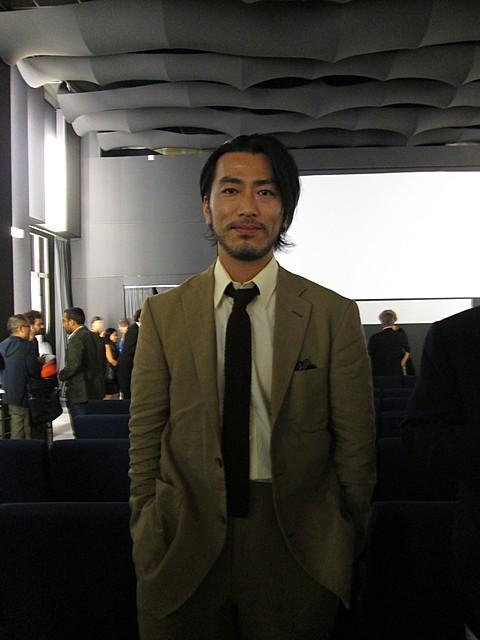 長谷井宏紀監督