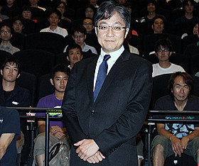 「20世紀名作映画講座」を開いた町山智浩氏「アパートの鍵貸します」