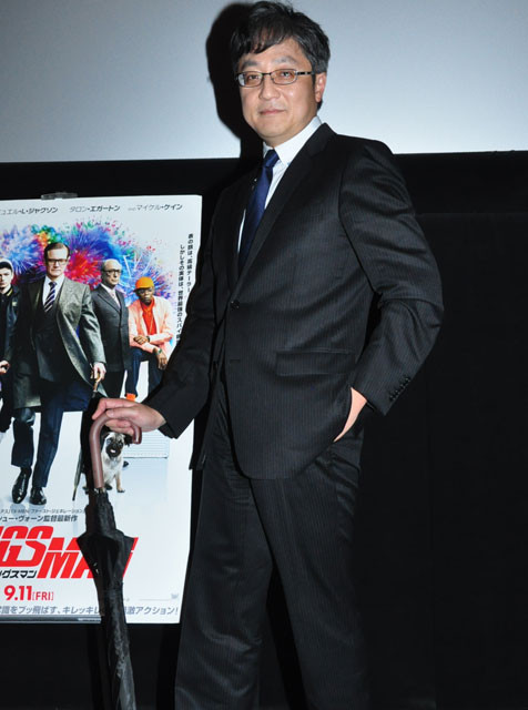 """映画評論家・町山智浩が解説!「キングスマン」は「007」への""""復しゅう戦"""""""