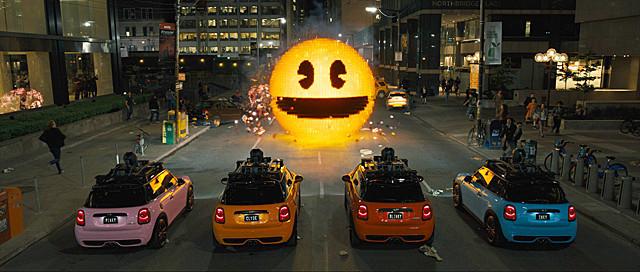 【国内映画ランキング】「ピクセル」初登場V!「天空の蜂」「キングスマン」など新作4本がランクイン