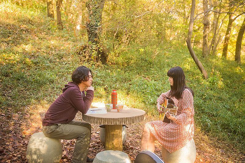 榎本憲男監督長編第2弾「森のカフェ」は12月公開!