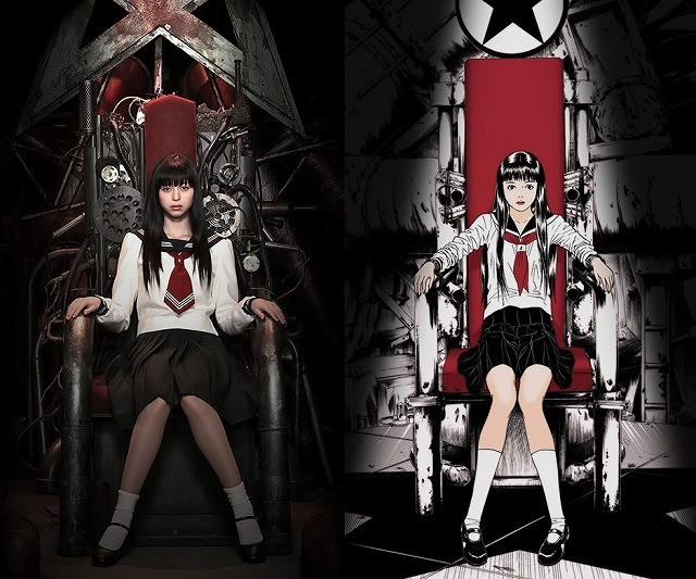 「ライチ☆光クラブ」映画化ヒロインに中条あやみ!特報も完成