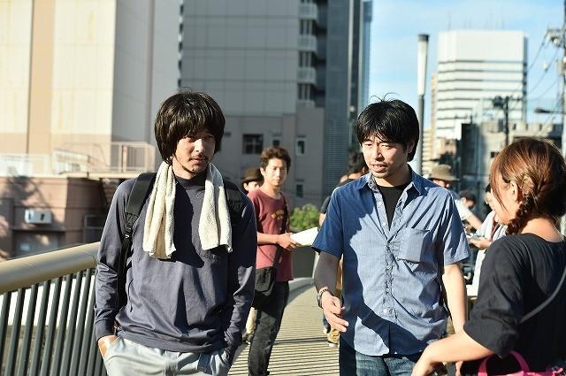 オダギリジョー主演×石井裕也演出ドラマ「おかしの家」充実のクランクイン!