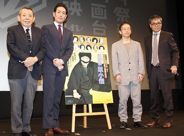 中村勘九郎、「野田版 鼠小僧」上映で父・勘三郎さんに思い馳せる
