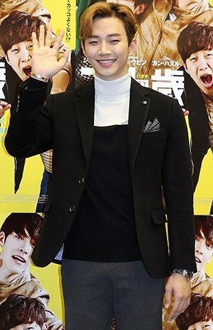 映画「二十歳」で初主演した「2PM」のジュノ