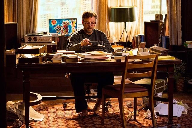ラッセル・クロウが号泣した脚本とは?「パパが遺した物語」特別映像公開