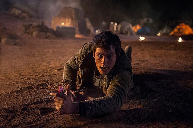 【全米映画ランキング】「メイズ・ランナー」続編がV。ジョニデ新作は2位、「エベレスト3D」が5位に