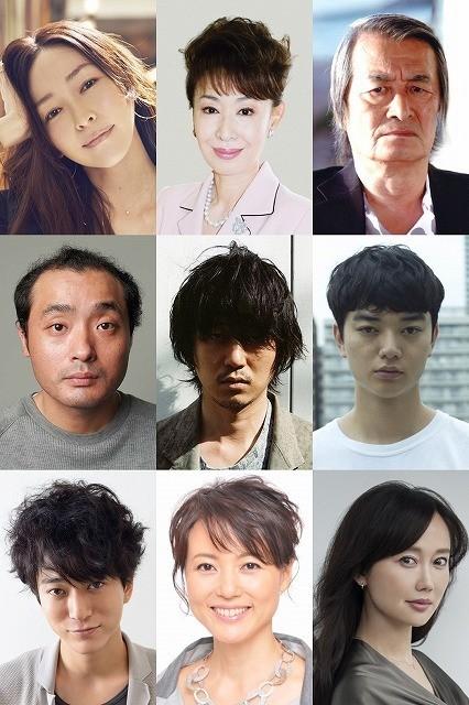 安田顕主演「俳優 亀岡拓次」ヒロインは麻生久美子!豪華キャスト一挙発表
