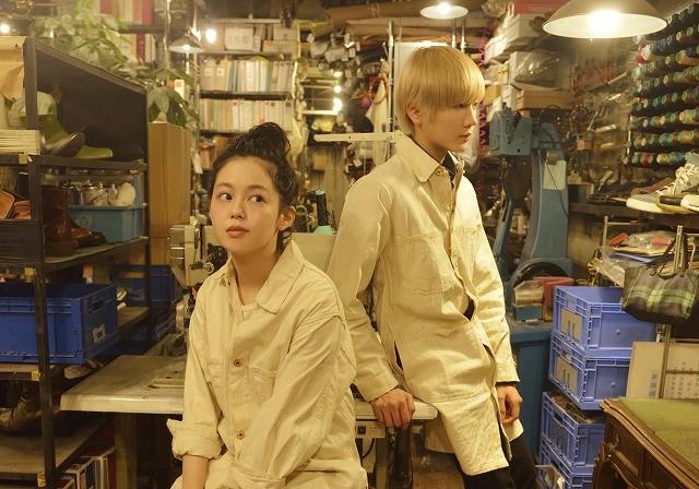 今泉力哉監督最新作の劇中カット一挙公開&主題歌は「NU'EST」の新曲「Cherry」
