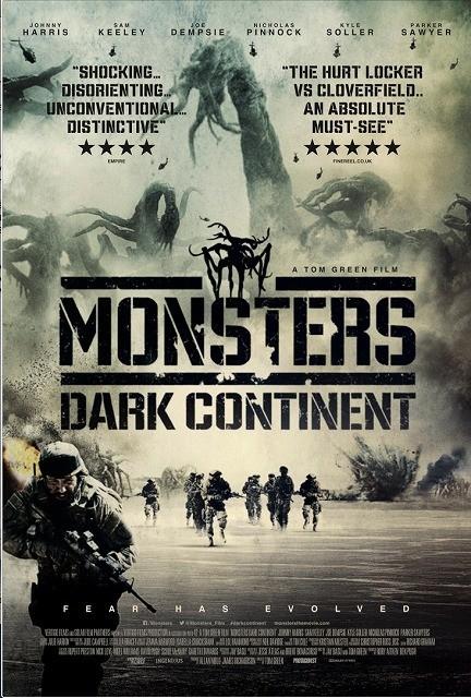 人気SF映画続編「モンスターズ 新種襲来」2016年1月公開決定!