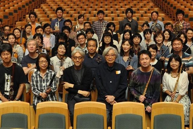 坂本龍一、復帰第1作をレコーディング!山田洋次監督作に提供
