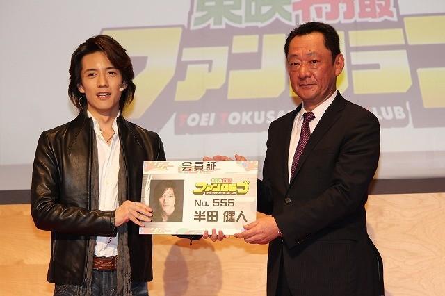 「仮面ライダー555」半田健人、東映特撮作品配信に大興奮「昭和好きにはたまらない」 - 画像3