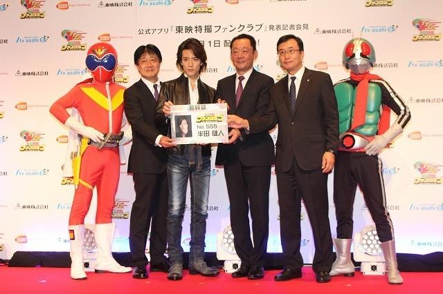 「仮面ライダー555」半田健人、東映特撮作品配信に大興奮「昭和好きにはたまらない」 - 画像5