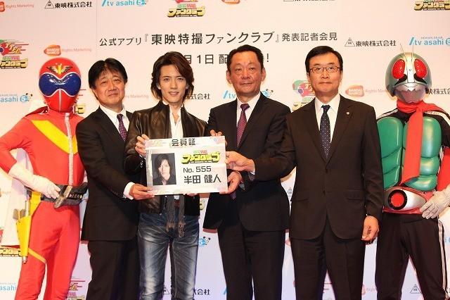 「仮面ライダー555」半田健人、東映特撮作品配信に大興奮「昭和好きにはたまらない」 - 画像6