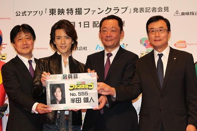 「仮面ライダー555」半田健人、東映特撮作品配信に大興奮「昭和好きにはたまらない」 - 画像7