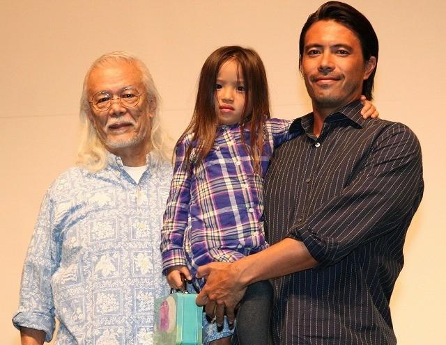 マイク眞木、娘が13歳なのに孫が21歳「もう、わけわかんない(笑)」