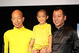 「爆笑問題」田中裕二の結婚を祝福した「バイきんぐ」「カンフー・ジャングル」