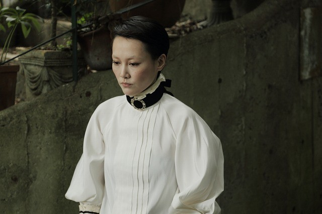 菊地凛子がアンドロイド演じる短編「ハイヒール」にCHANELが衣装協力 - 画像15