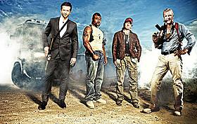「特攻野郎Aチーム THE MOVIE」として映画化もされた「ワイルド・スピード」