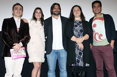 ラテンビート映画祭オープニング、グアテマラ映画の監督「ありがとう、東京」の真意は?