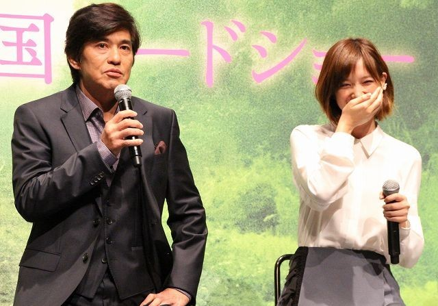 「起終点駅」佐藤浩市、相手役が本田翼と知り「大丈夫か?と思った」