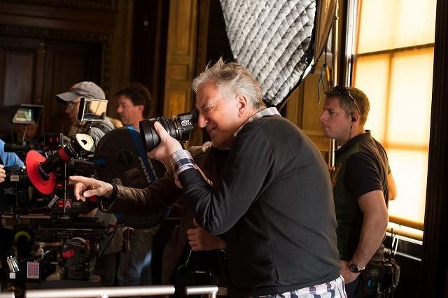 名優A・リックマン、監督作に主演のK・ウィンスレットを大絶賛「誰もが彼女を起用すべき」