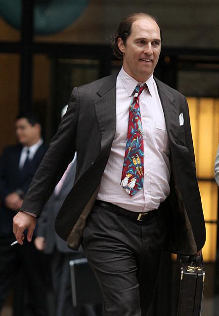 オスカー俳優マコノヒー、今回も渾身の役作り