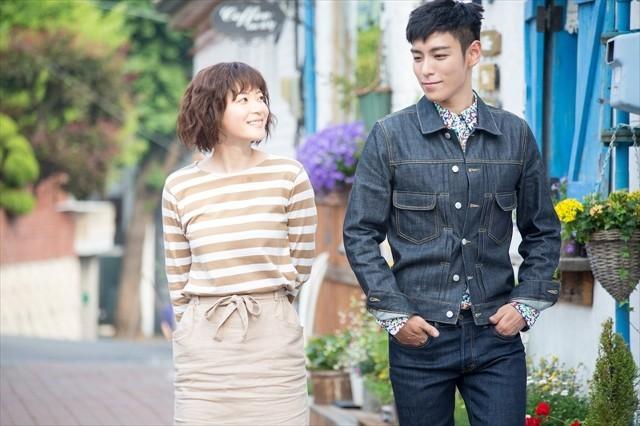 上野樹里×「BIGBANG」T.O.Pダブル主演ドラマが11月dTVで独占配信開始