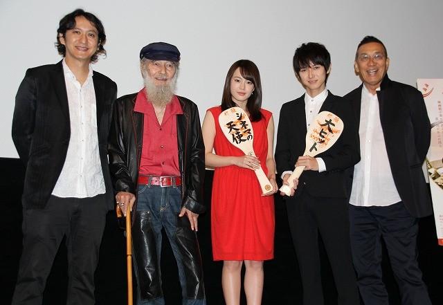 本郷奏多、「シネマの天使」出演で映画ファンの存在に感謝「嬉しかった」