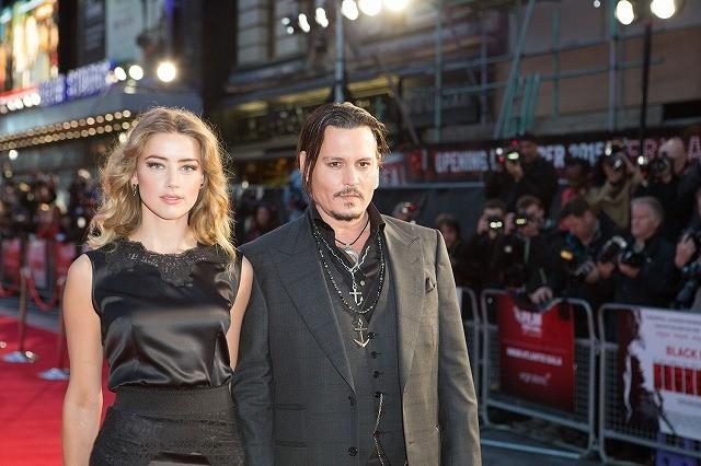 ジョニー・デップ&カンバーバッチそろい踏み!ロンドン映画祭が大熱狂